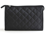 Viskey Cosmetic Bag Make-up Pouches, Black