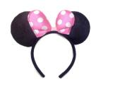 Disney Minnie Mouse Ear Headband :M4
