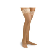 FLA Activa Ultra Sheer Lace Top Thigh High