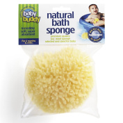 Baby Buddy's Natural Baby Bath Sponge, Premium Sea Wool Sponge That's Soft on Baby's Tender Skin, Natural, Biodegradable, Hypoallergenic, Ultra Soft, Absorbent Natural Sea Sponge
