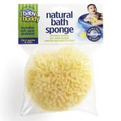 Baby Buddy's Natural Baby Bath Sponge, Premium Sea Wool Sponge That's Soft on Baby's Tender Skin, Natural, Biodegradable, Hypoallergenic, Ultra Soft, Absorbent Natural Sea Sponge