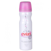 Evian Water Spray 50ml Singles
