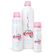 Evian Brumisateur Mineral Water Spray - Six To Go - 6 ea. 50ml
