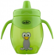 Adiri Penguin Training Cup, Green, 250ml