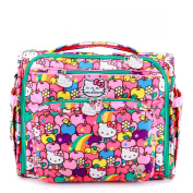 Ju-Ju-Be B.F.F. Hello Kitty Collection Convertible Nappy Bag, Lucky Stars