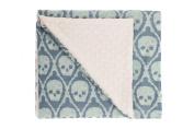 La Millou - Baby Blanket - Cotton - Minky (80cm x 100cm )