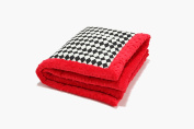 La Millou - aBaby - Toddler Blanket with filling - Cotton - Minky (70cm x 80cm )