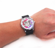 Anime Tokyo Ghoul Kaneki Ken Mask Cosplay LED Light Watch New in Box