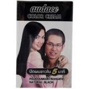 Good Seller ! Audace Hair Colour Black 13ml.