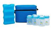 Premium Breast Milk Storage Set By Gentle Shores