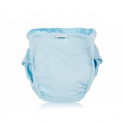 BABYBOO Baby Cloth Nappy Pants Breathable Bamboo Pocket Nappy Packing of 1,Colour Blue