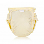 BABYBOO Baby Cloth Nappy Pants Breathable Bamboo Pocket Nappy Packing of 1,Colour yellow
