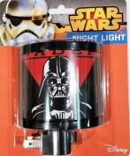Star Wars White Vader or Master Yoda Night Light