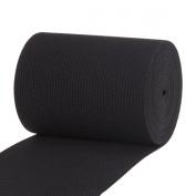 RERIVER 7.6cm Wide 3 Yards Heavy Knit Stretch Elastic
