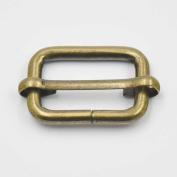 """20 PCS 19mm 25mm 38mm 50mm 3/4"""" 1"""" 1.5"""" 2"""" Triglides Slide for Adjustable webbing belt purse Dee Snap Nickle Gold Bronze Nickle-Black"""