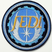 Star Wars Jedi Knight Iron on Patch Cosplay Movie Film Logo Costume Sci Fi