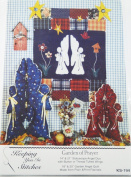 Garden of Prayer Angel Quilt and Statuesque Angel Duo Quilting Pattern by Keeping You In Stitches