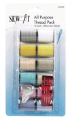 Birch 053303 | Polyester Sew It Fashion Shades Sewing Thread 2286cm x 12 Reels