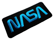NASA Space Programme Discovery Embroidered Patch Iron Sew on Jacket T-Shirt p-63