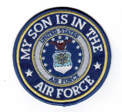 My Son is in the Air Force EC Patch