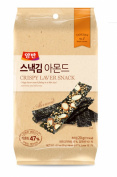 Crispy Laver Almond Snack 20g x 12 Korea Food