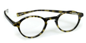 eyebobs Board Still, 2147 T1, Tortoise and Black, +1.50 Reading Glasses - Multiple Magnifications