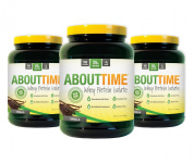SDC Nutrition About Time Whey Protein Isolate Vanilla 0.9kg [3 Pack]