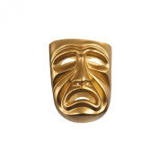 Disguise Inc - Gold Tragedy Mask
