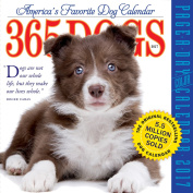 365 Dogs Page-A-Day Calendar 2017