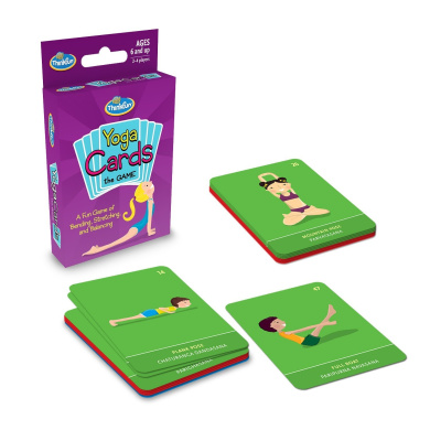 Yoga Cards The Game