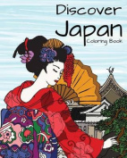 Discover Japan Coloring Book