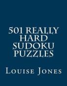 501 Really Hard Sudoku Puzzles