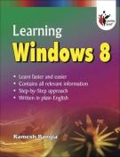 Learning Windows 8