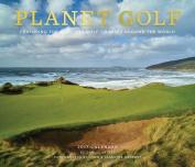 Planet Golf 2017 Wall Calendar