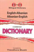 English-Albanian & Albanian-English One-to-One Dictionary (Exam-Suitable) [ALB]