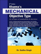 Khanna's Mechanical Objective Type