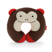 Baby Toddler Travel Neck Pillow Headrest - Monkey