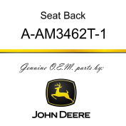 AM3462T-1 New Aftermarket Back Cushion Made To Fit John Deere Tractor M MC MT 320 330 40 420 430 435 440