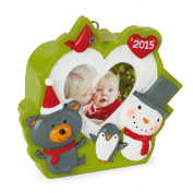 Hallmark Recordable Christmas Tree Ornament with Photo Holder