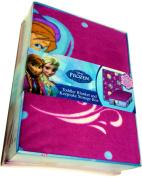 Disney Frozen Toddler Blanket and Keepsake Storage Box