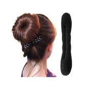 Domire Lady Girl's Hair Twist Sponge Clip Hair Styling Braid Holder