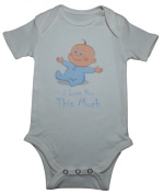 Soft 'N' Snuggly Short Sleeve Bodysuits|Ultra Soft Breathable Bamboo and Organic Cotton for Baby Boys and Girls|Luxury Onesies For Newborns|Perfect For Babies With Eczema