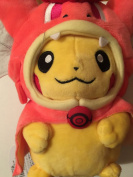 Pokemon Centre Original stuffed Gyarados pretend Pikachu red Gyarados Ver