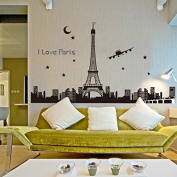 Blue Elephant Animals Height Measurement Wall Decal Home Sticker House Decoration WallPaper Removable Living Dinning Room Bedroom Kitchen Art Picture Murals DIY Stick Girls Boys kids Nursery Baby Playroom Decoration