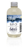 Lavender and Ylang Ylang Blissful Bath Oil by Salts & Co 100ml