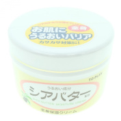 To-Plan Shea Butter Moisture Body Cream 170g (180ml) Japanese Skin Care Moisturiser Japan Import Made in Japan