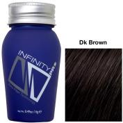 Infinity Hair Loss Concealing Fibres - Dark Brown 14 g