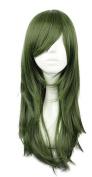 Etruke Anime Green Long Hair- Kagerou Project Kido Tsubomi Cosplay Wigs