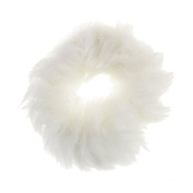 Faux Fur Hair Scrunchie Ponytail Elastic Scrunchies Girl Hair Tie