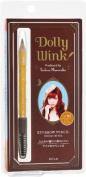 Dolly Wink Japan - [Cosy Honpo] Dolly Wink Eyebrow pencil 2 NO. 1 Honey Beige - 3 pieces